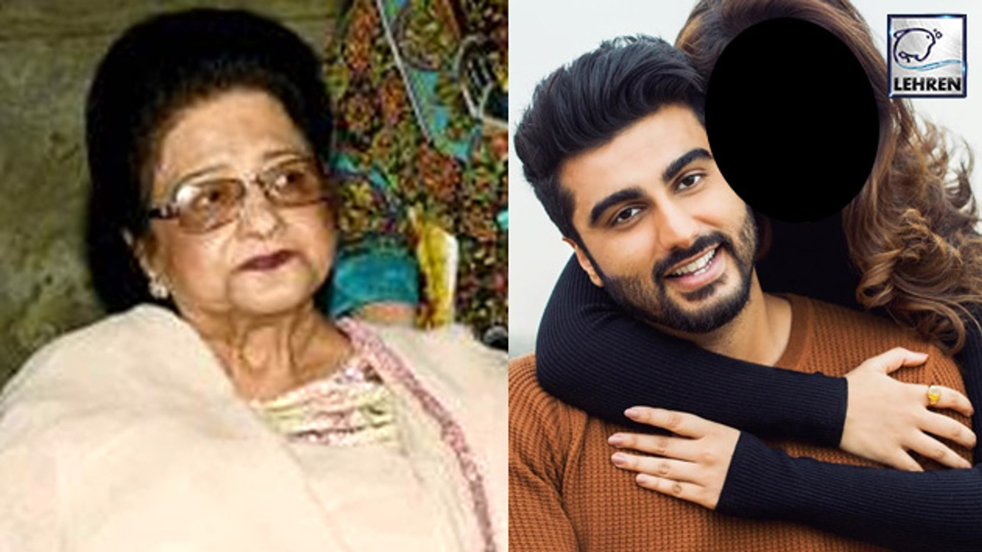 Arjun Kapoor's Grandmother Has Found His BRIDE In This Actress!