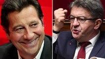 """Laurent Gerra imitant Jean-Luc Mélenchon : """"Si ça continue, je retourne au Parti Socialiste !"""""""
