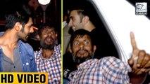 OMG! Drunk Guy Harassing Bollywood Celebs | Kartik Aaryan, Aadar Jain, Alia Bhatt