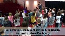 Vidéo de FAHRO, parrain du Chant des Sucs à Yssingeaux