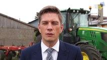 Le soutien à l'agriculture - Mathieu Klein