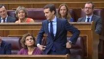"""Casado acusa a Sánchez de cometer un """"fraude de ley"""""""