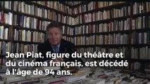 Jean Piat, figure du théâtre et du cinéma français, est mort