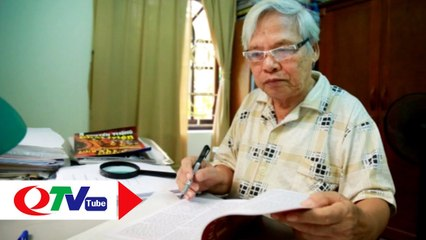 Nhà nghiên cứu VHLS đất mỏ Tống Khắc Hài - QTV