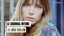 """""""Il y a un homme que j'aime et son nom est Serge Gainsbourg"""" : extraits inédits du journal intime de Birkin"""