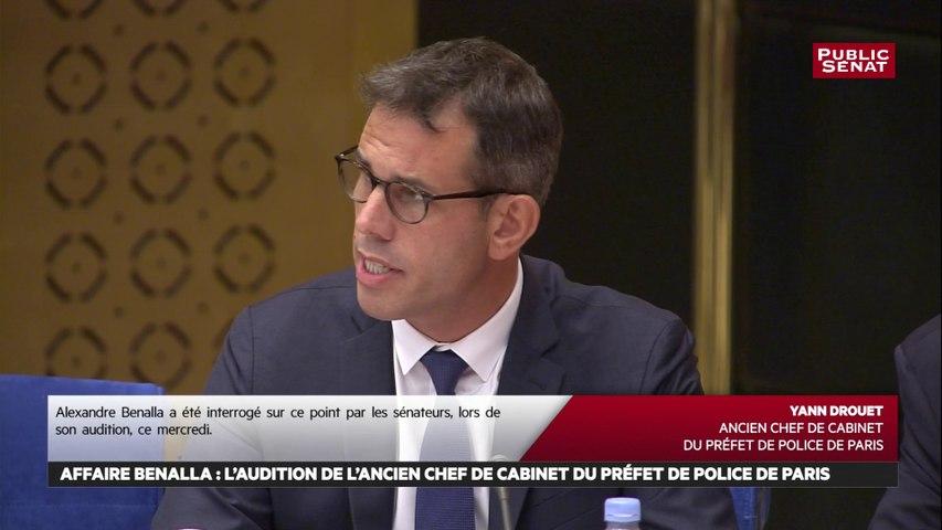 Port d'arme : Yann Drouet « n'était pas informé des deux refus du ministère de l'intérieur »