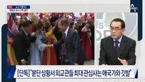 [단독]태영호 전 북한공사가 바라본 평양 남북정상회담 (6)