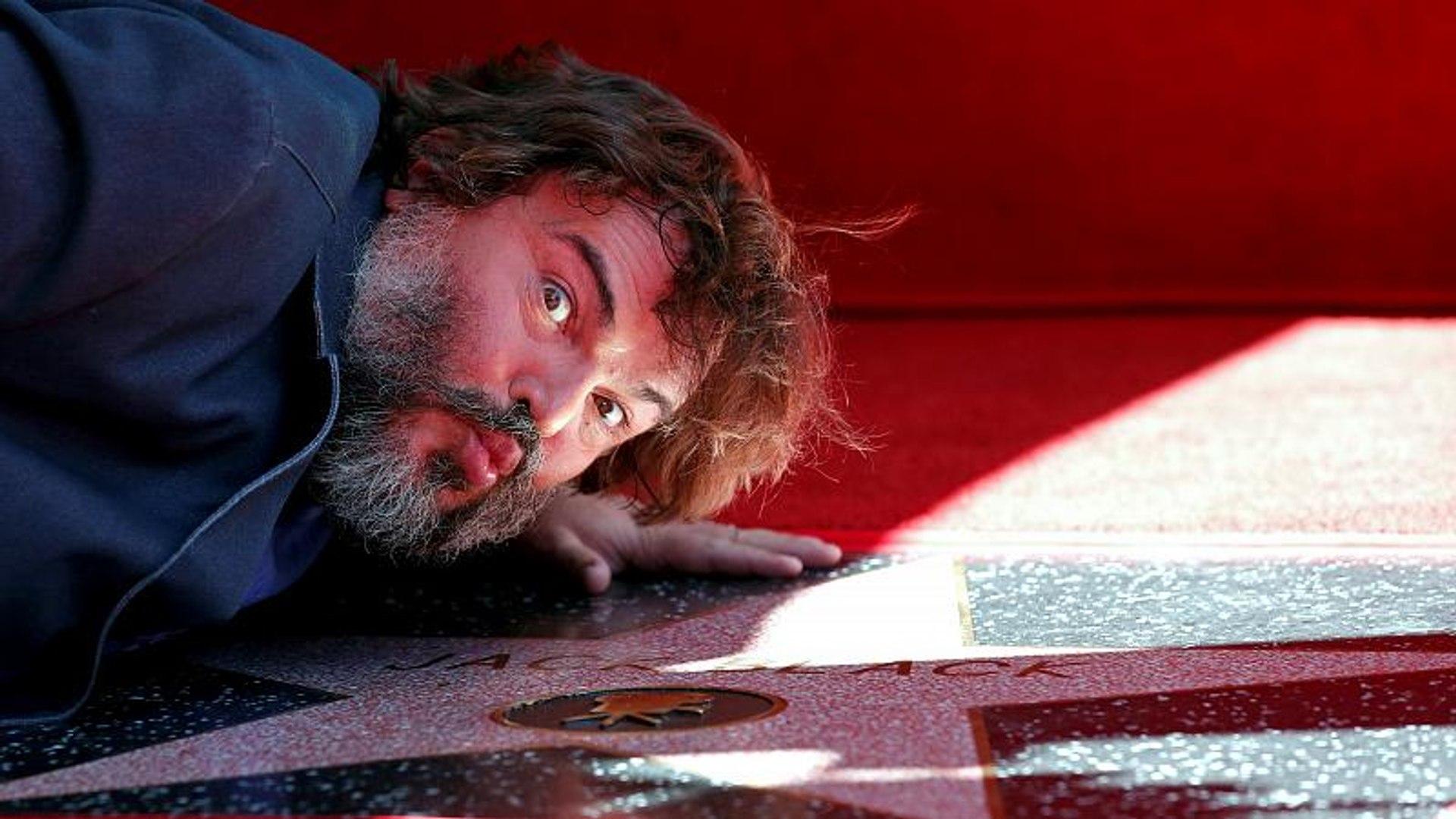 Jack Black já tem estrela em Hollywood