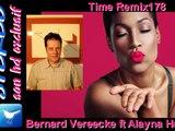 Time Remix178 - Bernard Vereecke ft Alayna Harper (Video sound HD)