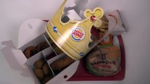 [BURGER KING] Que valent la Snack Box et le Fresh Whooper BK  - Studio Bubble Tea Fast Food