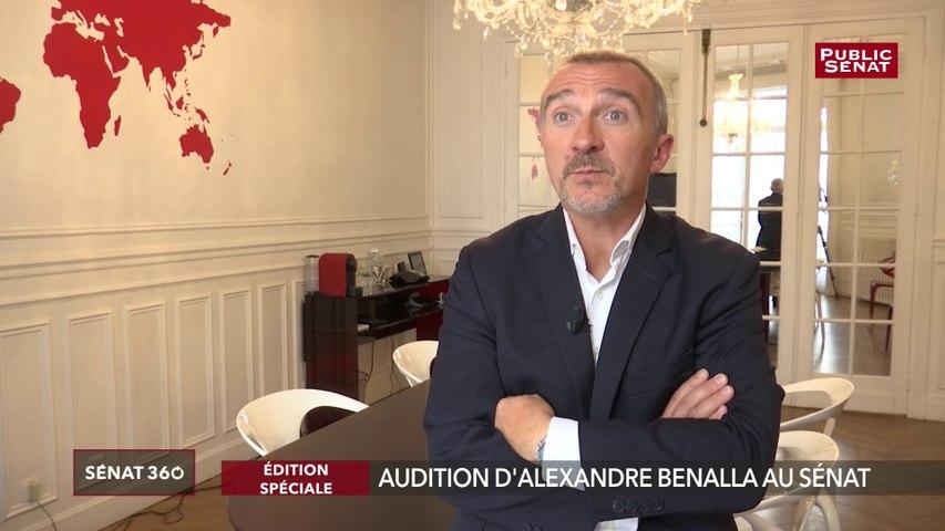 """""""J'ai trouvé que Monsieur Benalla avait été convaincant"""" affirme Laurent-Franck Lienard, son avocat"""