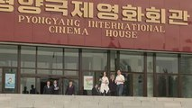 Film festival offers North Koreans rare opportunity to see foreign films