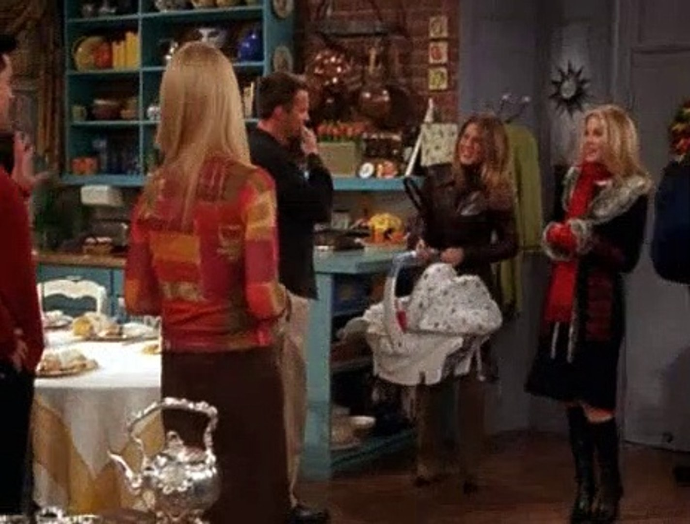 Friends S09E08 The One with Rachel's Other Sister