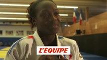 L'interview «première fois» avec Clarisse Agbegnenou - Judo - ChM (F)