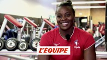 L'interview «première fois» avec Madeleine Malonga - Judo - ChM (F)