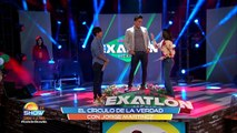 ¿Jorge Martínez confiesa amor por Zudikey de Exatlón ? | Todo un show