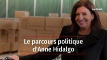Le parcours politique d'Anne Hidalgo