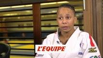 L'interview «première fois» avec Amandine Buchard - Judo - ChM (F)