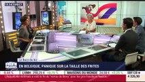 Le Buzz du Biz: la taille des frites en Belgique risque de diminuer - 19/09
