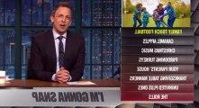 Late Night with Seth Meyers S03 - Ep146 Henry Winkler, Grace Gummer, Jon Bellion, Jon Wurster HD Watch
