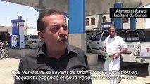 Pénuries, envolée des prix: le quotidien des habitants de Sanaa