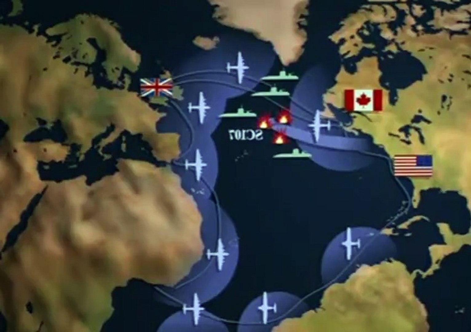 Battlefield S02 - Ep02 The Battle of the Atlantic - Part 03 HD Watch