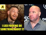 The UFC refutes Conor McGregor's claim that UFC 229 Press conference is open to public,Rumble