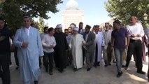 Ünlü hadis alimi Muhammed Avvame Özbekistan'da - SEMERKANT