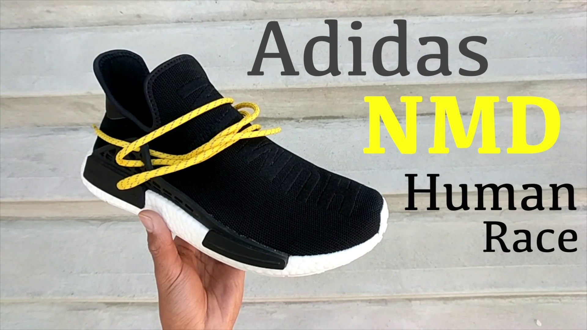 Adidas NMD Human Race A Quick Look