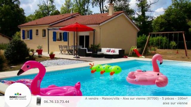A vendre - Maison/villa - Aixe sur vienne (87700) - 5 pièces - 100m²