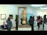46 عملاً فنياً لطلبة الفنون الجميلة والتصميم تزامناً ومهرجان الفنون الإسلامية
