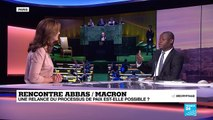 "Rencontre Abbas-Macron : ""On a rarement vu Mahmoud Abbas aussi fragilisé"""