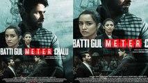 Batti Gul Meter Chalu Box Office Prediction: Shahid Kapoor| Shraddha Kapoor| Yami Gautam | FilmiBeat