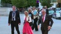 """Salzbourg:les dirigeants de l'UE veulent éviter un """"hard Brexit"""""""