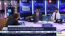 Le coup de gueule de Filliatre: Les dix ans de la chute de Lehman Brothers - 20/09