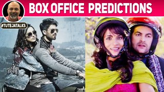 Box Office Predictions | Batti Gul Meter Chalu & Ishqeria Predictions #TutejaTalks