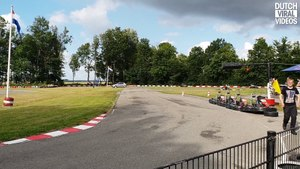 Boys will be boys... when you leave the gate open at the kart track