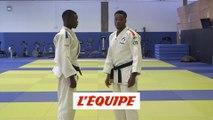 Les erreurs de déplacement - Judo - Les essentiels