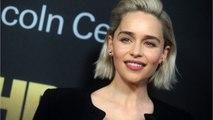Emilia Clarke Gets Tattoo In Tribute To Role