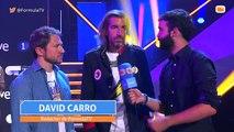 Manuel Martos desvela datos del disco de Amaia Romero (OT 2017)