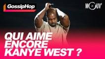 Qui aime encore Kanye West ? #GOSSIPHOP