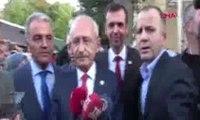 Kılıçdaroğlu'ndan Berberoğlu'nun tahliyesine ilişkin ilk yorum