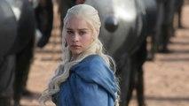 'Game of Thrones' Emilia Clarke Gets New Ink