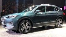 Seat Tarraco - Weltpremiere des neuen Seat SUV