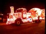 Camion Bétonnière de Noël truk de ouf