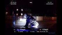 Ils piège un automobiliste.. qui est policier !! Arnaque à l'assurance ratée