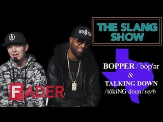"""This Is What """"Talking Down"""" And """"Bopper"""" Mean In Texas 