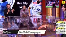 GRAND DEBRIEF MAN CITY-LYON(1-2) UN GRAND LYON,GENESIO-GUADIOLA,UN GRAND FEKIR