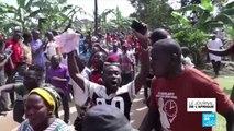 Retour de Bobi Wine à Kampala : le député ougandais d'opposition acclamé à son arrivée