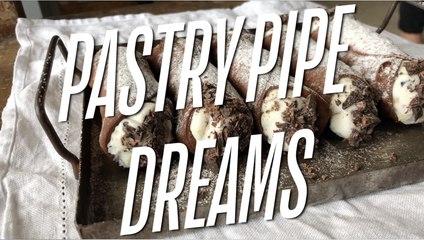 Pastry Pipe Dreams of Puglia